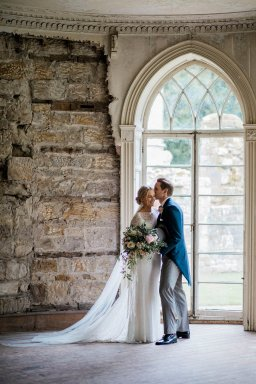 A Boho Wedding at Brinkburn Priory (c) Rachael Fraser (42)