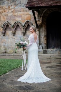 A Boho Wedding at Brinkburn Priory (c) Rachael Fraser (50)