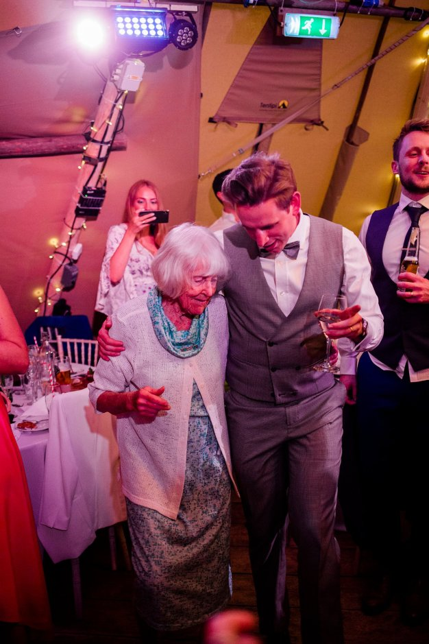 A Boho Wedding at Brinkburn Priory (c) Rachael Fraser (80)