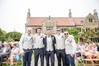 A Natural Wedding at Crayke Manor (c) Jane Beadnell Photography (22)