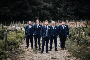A Pretty Wedding at Holmfirth Vineyard (c) Glix Photography (74)