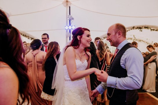 A Rustic Marquee Wedding in Lincolnshire (c) M & G Photographic (100)