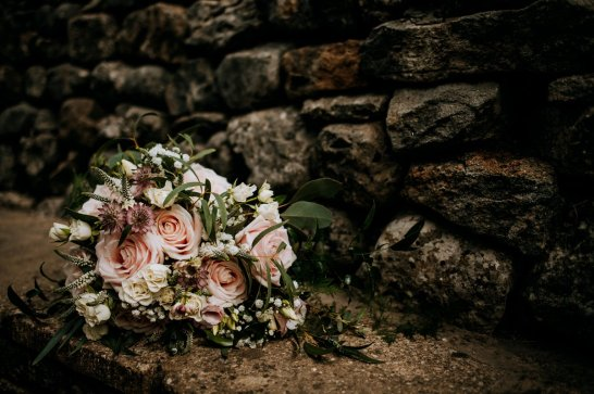 A Rustic Wedding at The Tithe Barn (c) M&G Photographic (10)