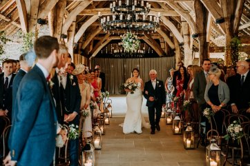 A Rustic Wedding at The Tithe Barn (c) M&G Photographic (47)