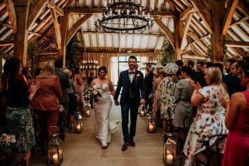 A Rustic Wedding at The Tithe Barn (c) M&G Photographic (54)
