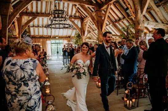 A Rustic Wedding at The Tithe Barn (c) M&G Photographic (55)