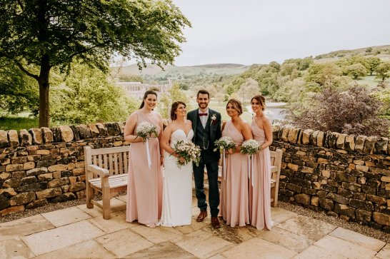 A Rustic Wedding at The Tithe Barn (c) M&G Photographic (61)