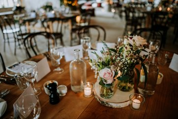 A Rustic Wedding at The Tithe Barn (c) M&G Photographic (70)