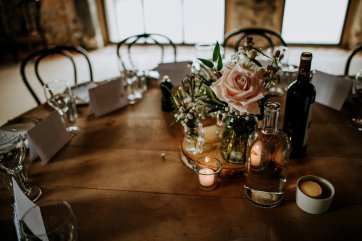 A Rustic Wedding at The Tithe Barn (c) M&G Photographic (71)