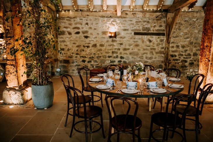 A Rustic Wedding at The Tithe Barn (c) M&G Photographic (72)
