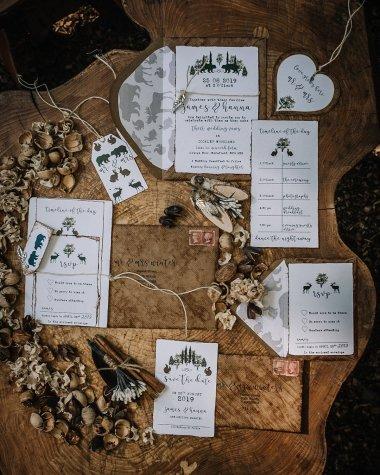 A Whimsical Wedding Shoot (c) Glix Photography (34)