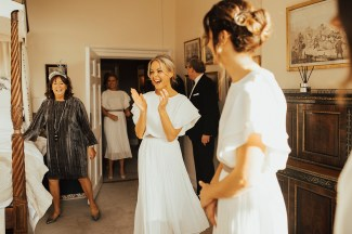 A Winter Wedding at Iscoyd Park (c) Katie Ingram (30)