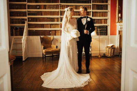 A Winter Wedding at Iscoyd Park (c) Katie Ingram (53)