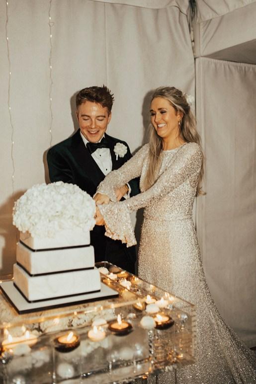 A Winter Wedding at Iscoyd Park (c) Katie Ingram (78)