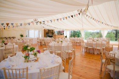 An Outdoor Wedding Paxton House (c) Ceranna Photography (1)