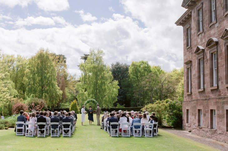 An Outdoor Wedding Paxton House (c) Ceranna Photography (44)