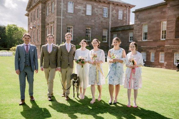 An Outdoor Wedding Paxton House (c) Ceranna Photography (58)