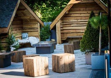 Ye Olde Bell Spa - Alpine lodges 2