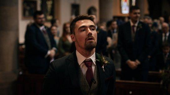 Jesus Peiro for an autumn wedding at Middleton Lodge (c) Jules Barron (23)