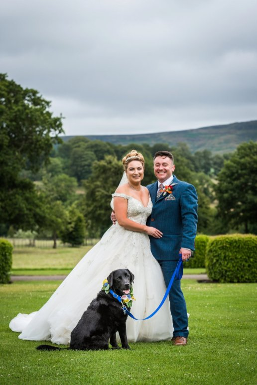 A Colourful Wedding at The Devonshire Arms (c) Avenue White Photography (50)