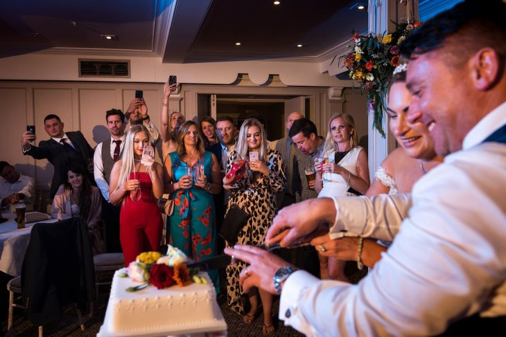 A Colourful Wedding at The Devonshire Arms (c) Avenue White Photography (87)