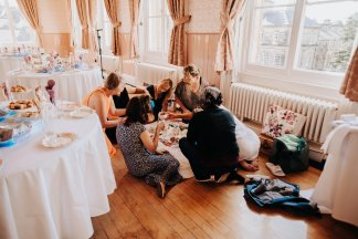 A Romantic Wedding at Victoria Hall (c) Polka Dot Studios (49)