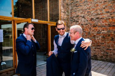 A Rustic Wedding at Barmbyfield Barns (c) Hayley Baxter Photography (31)