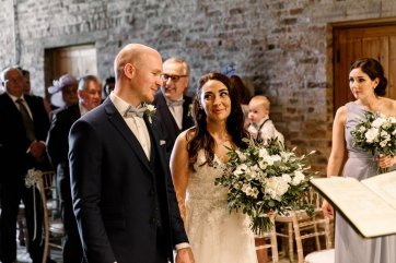 A Rustic Wedding at Barmbyfield Barns (c) Hayley Baxter Photography (37)