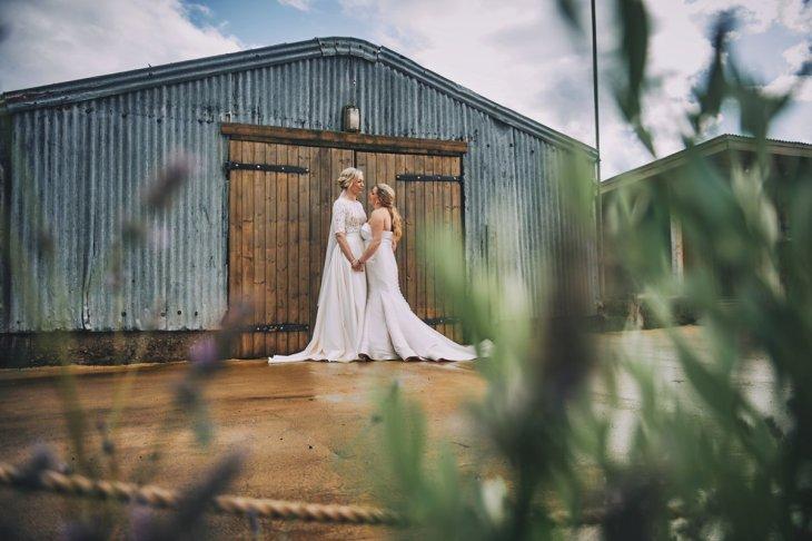 A Rustic Wedding at Eden Barn (c) Lloyd Clarke Photography (45)