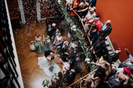 A White Wedding at Rise Hall (c) Kazooiloki Photography (37)