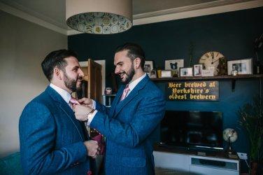 An Autumn Wedding at Wharfedale Grange (c) Chris Milner (28)