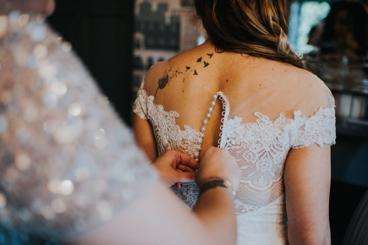A Boho Wedding at Charlton Hall (c) From The Smiths (22)