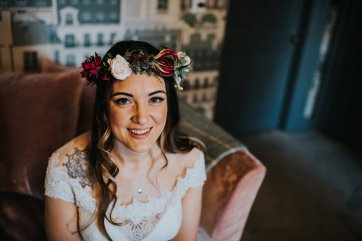 A Boho Wedding at Charlton Hall (c) From The Smiths (26)