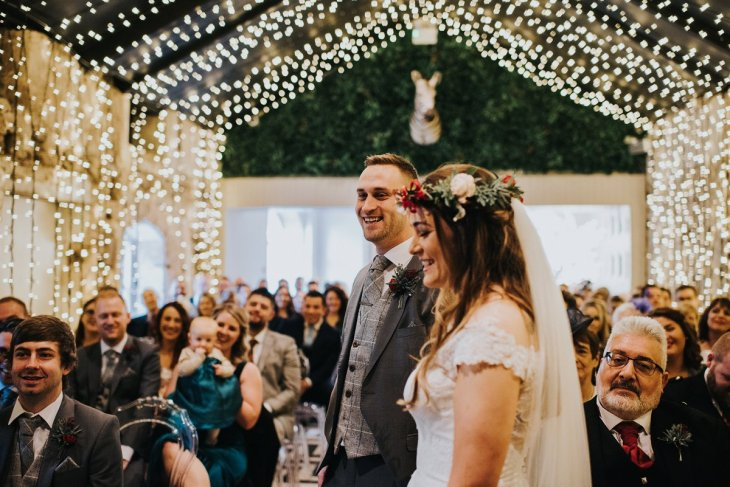 A Boho Wedding at Charlton Hall (c) From The Smiths (41)