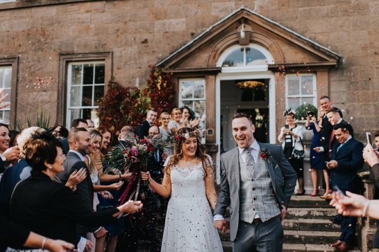 A Boho Wedding at Charlton Hall (c) From The Smiths (51)