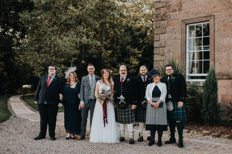 A Boho Wedding at Charlton Hall (c) From The Smiths (55)