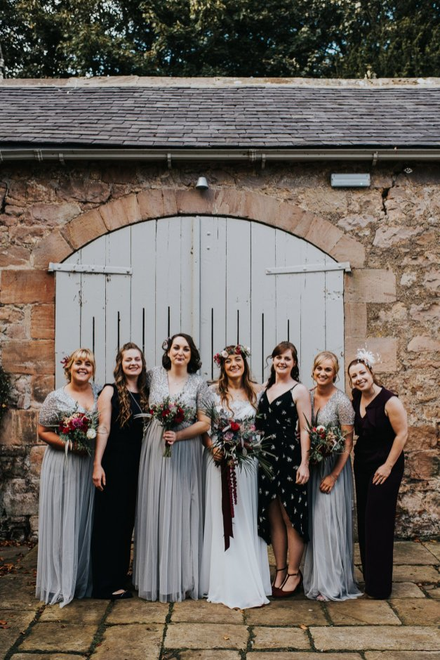 A Boho Wedding at Charlton Hall (c) From The Smiths (57)