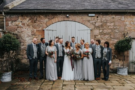 A Boho Wedding at Charlton Hall (c) From The Smiths (60)