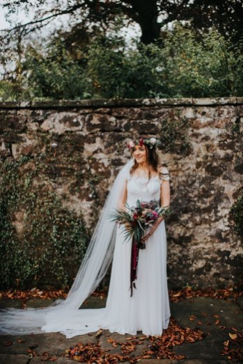 A Boho Wedding at Charlton Hall (c) From The Smiths (68)