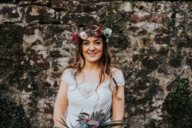 A Boho Wedding at Charlton Hall (c) From The Smiths (69)