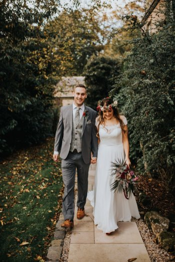 A Boho Wedding at Charlton Hall (c) From The Smiths (71)