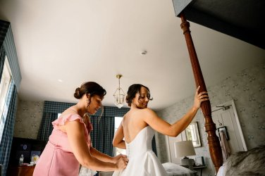 A Pretty Wedding at Tickton Grange (c) Hayley Baxter Photography (27)