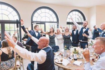 A Stylish Wedding at Middleton Lodge (c) Eve Photography (95)