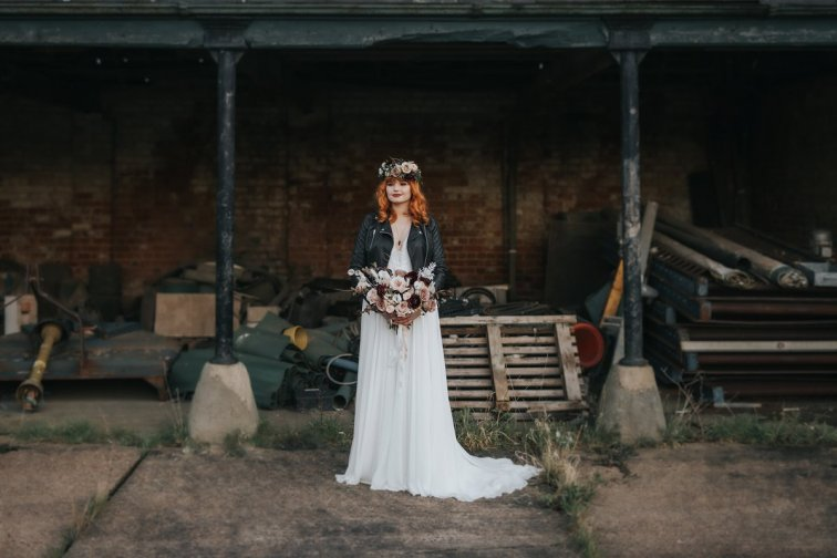 Chic Rock Styled Bridal Shoot (c) Marie Anson Photography (38)