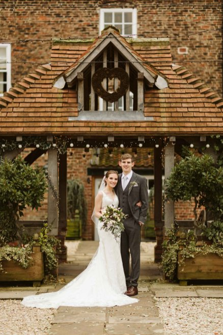 A Winter Wedding at Hornington Manor (c) Freya Raby (18)
