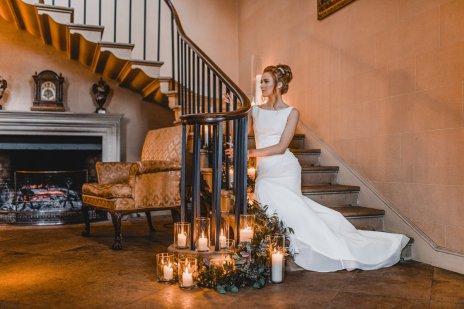 A ballet inspired bridal shoot at Leadenham Estate (c) Kyle Baxter Photography (18)
