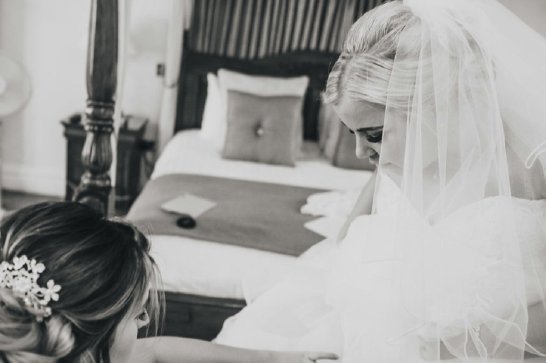 A Pretty Wedding at West Tower (c) Sarah Glynn Photography (42)