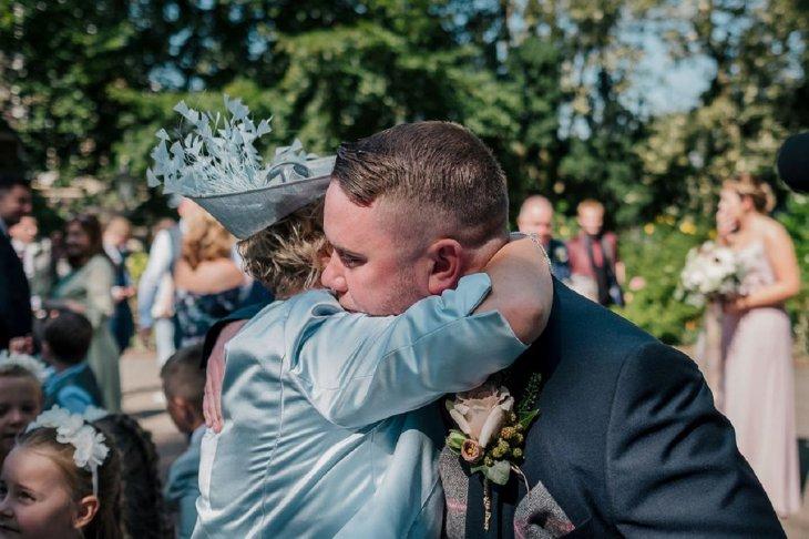 A Pretty Wedding at West Tower (c) Sarah Glynn Photography (57)