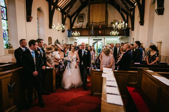 A Relaxed Wedding at Hilltp Country House (c) Lee Brown Photography (16)