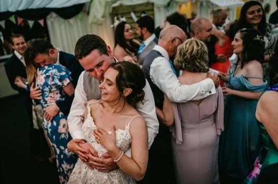 A Relaxed Wedding at Hilltp Country House (c) Lee Brown Photography (71)